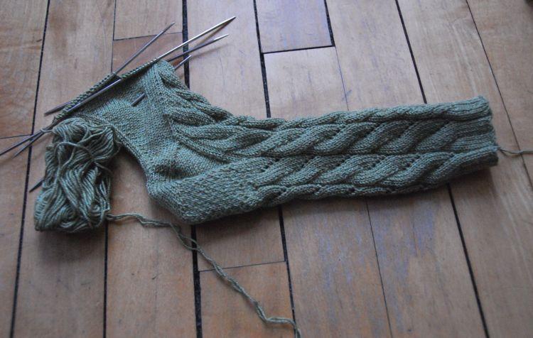 Socknotsweater