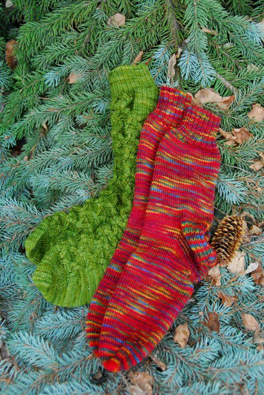 Maineflorida socks