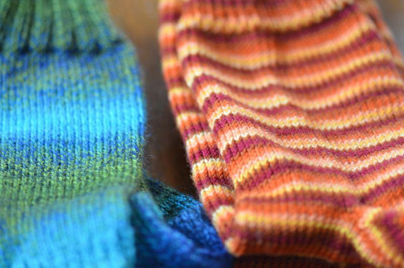New socks 2