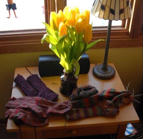 Unfinished_socks